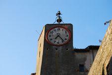 Free Ancient Clock Royalty Free Stock Photo - 6639295