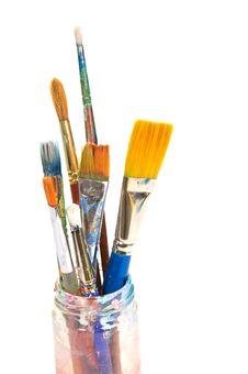 Free Art In A Jar Stock Photo - 6639760