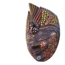 Free The African Mask Royalty Free Stock Images - 6639919