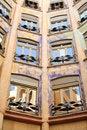 Free Casa Mila Or La Pedrera Exterior Royalty Free Stock Image - 6645366