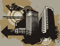 Free Urban Grunge Background Stock Photos - 6646913