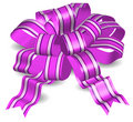 Free Violet Bow Stock Photos - 6648783