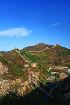 Free Great Wall Stock Photo - 6640170