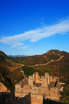 Free Great Wall Stock Image - 6640171