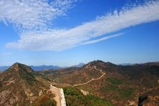 Free Great Wall Stock Photos - 6640173