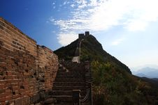 Free Great Wall Royalty Free Stock Photo - 6640175