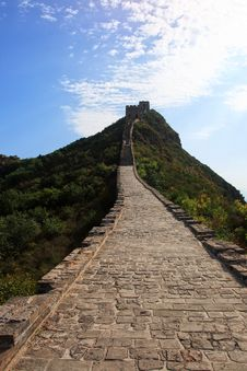 Free Great Wall Royalty Free Stock Image - 6640176