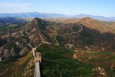Free Great Wall Royalty Free Stock Images - 6640179