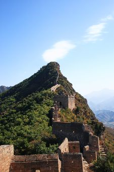 Free Great Wall Stock Photo - 6640190