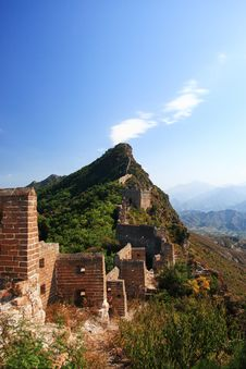 Free Great Wall Stock Image - 6640191