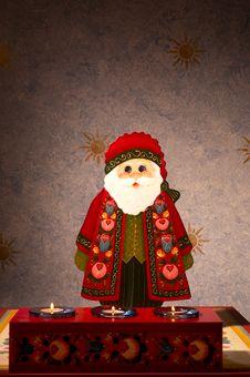 Free Santa Claus Royalty Free Stock Photos - 6640518