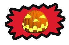 Free Halloween Pumpkin Stock Image - 6640811
