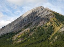 Free Mountain In Rockies Royalty Free Stock Images - 6641379