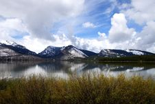Free Jackson Lake Grand Teton (2) Royalty Free Stock Photos - 6641498
