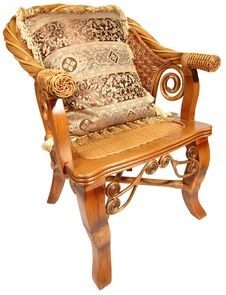 Free Wooden Chair Royalty Free Stock Image - 6641966