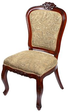 Free Wooden Chair Stock Photography - 6642012