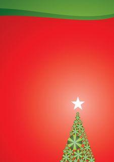 Free Christmas Bacground Royalty Free Stock Photos - 6642038