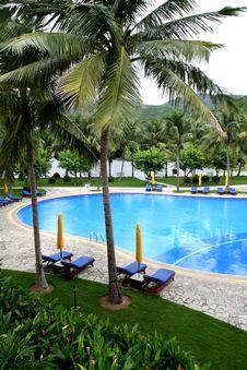Free Swimming Pool Stock Photo - 6642220