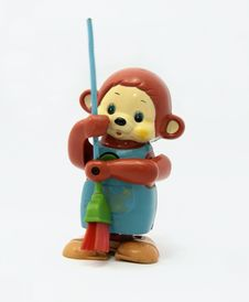 Free Monkey Royalty Free Stock Images - 6643849