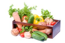 Free Vegetable Royalty Free Stock Image - 6644106