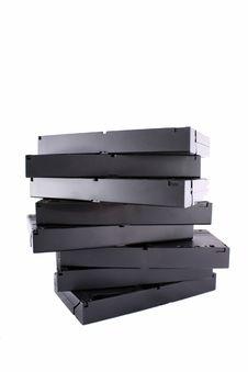 Free Vhs Tape Cassette Stock Image - 6645501