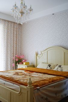 Home Decoration Stock Photography