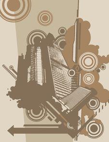 Free Urban Grunge Background Stock Photo - 6646830