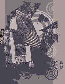 Free Urban Grunge Background Stock Photos - 6646873
