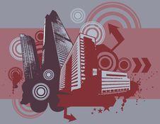 Free Urban Grunge Background Stock Photo - 6646920
