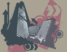 Free Urban Grunge Background Stock Image - 6646961