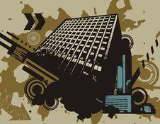 Free Urban Grunge Background Royalty Free Stock Image - 6647006