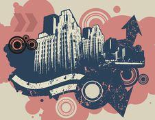 Free Urban Grunge Background Royalty Free Stock Image - 6647016