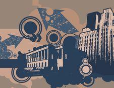 Free Urban Grunge Background Royalty Free Stock Photo - 6647025