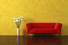 Free Sofa Royalty Free Stock Photography - 6647147