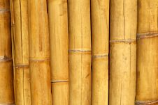 Free Bamboo Screen. Royalty Free Stock Photography - 6647787