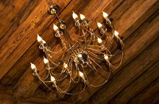 Free Chandelier Stock Photography - 6647842
