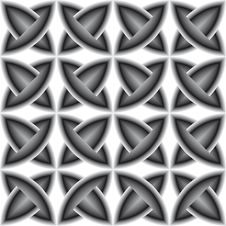 Free Geometric Pattern (vector) Royalty Free Stock Photos - 6648308