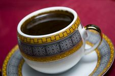 Free A Cup Of Turkish Coffee Stock Image - 6648491