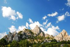 Free Mountain Royalty Free Stock Image - 6649026