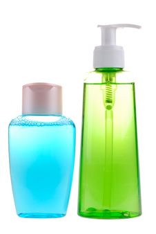 Free Cosmetic Bottles Stock Photos - 6649433
