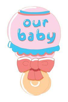 Free Baby Shaker Stock Photo - 6649540