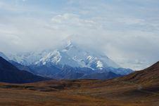 Free Mt. McKinley - Alaska Royalty Free Stock Image - 6649716