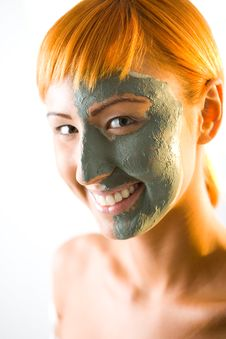 Free Facial Mask Royalty Free Stock Photography - 6649797