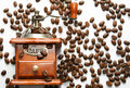 Free Old-fashioned Coffee Grinder Royalty Free Stock Photos - 6651088