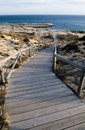 Free Stairway To  The Ocean Stock Image - 6654851