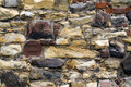Free Ancient Stone Wall Stock Image - 6658231