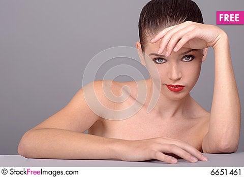 Free Beautiful Woman Stock Image - 6651461