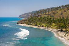 Free Beautiful Lagoon Aerial Shot Stock Photos - 6650403