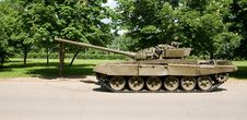 Free Tank 12 Stock Image - 6650971