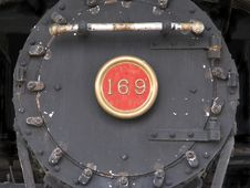 Free Old Train Engine Stock Photos - 6651013